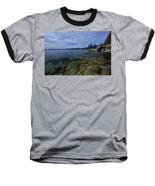 Enter Willingly  Baseball T-Shirt