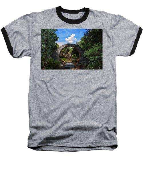 Entering The Garden Gate Baseball T-Shirt