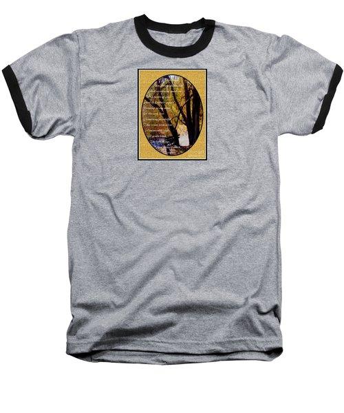 Envisioning Inspirational Baseball T-Shirt