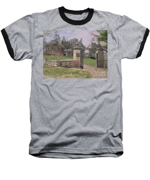 Epperson House House On The Hill Baseball T-Shirt