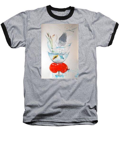 Equilibrium Baseball T-Shirt