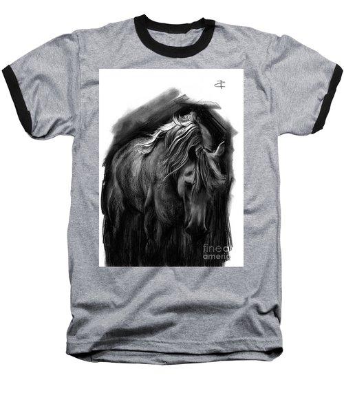 Equine 1 Baseball T-Shirt