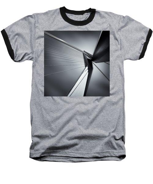 Erasmusbrug Baseball T-Shirt