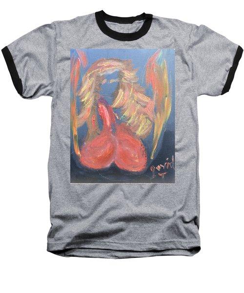 Eros Angel Baseball T-Shirt