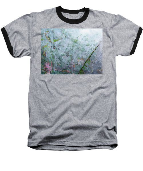 Escape Baseball T-Shirt by Brian Boyle