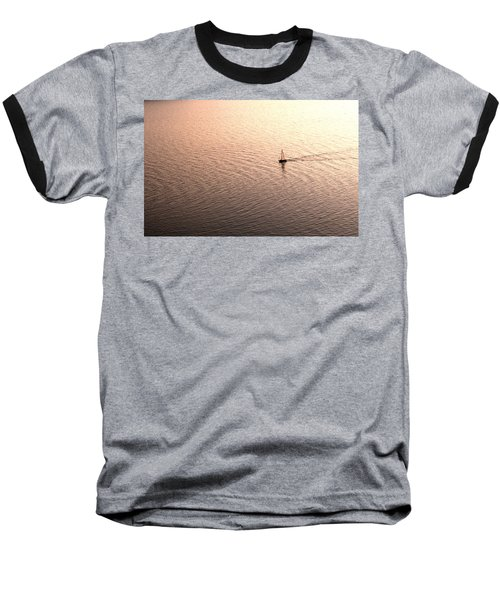 Baseball T-Shirt featuring the photograph Escape by Lana Enderle