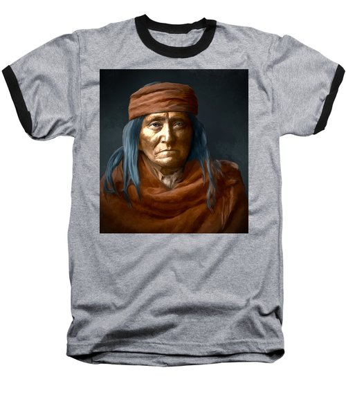 Eskadi - Apache Baseball T-Shirt