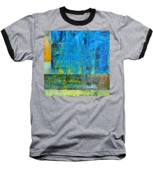 Essence Of Blue Baseball T-Shirt
