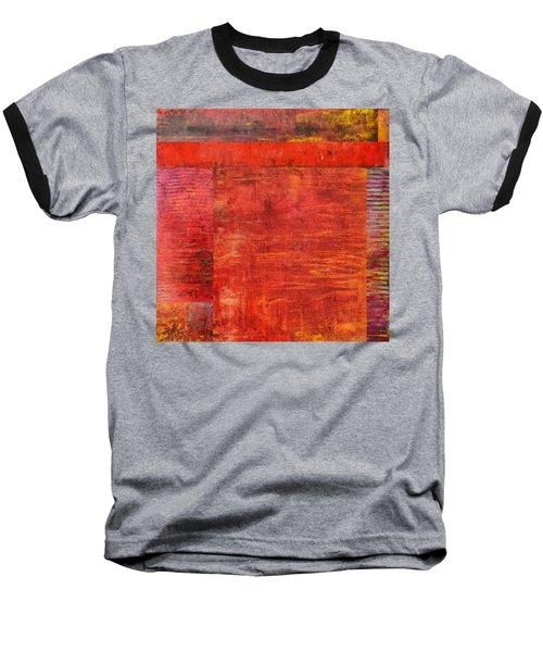 Essence Of Red Baseball T-Shirt