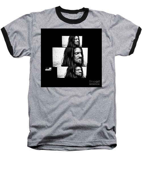 Estas Tonne's Face Baseball T-Shirt