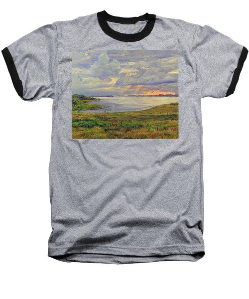 Estuary Polovinka Baseball T-Shirt