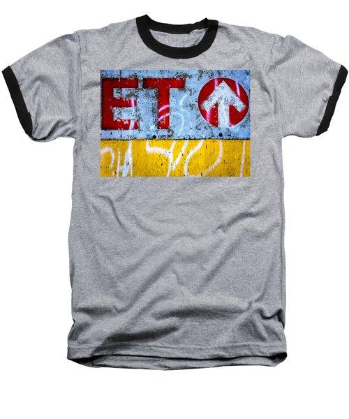 ET  Baseball T-Shirt
