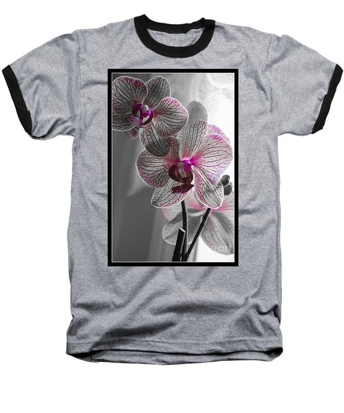 Ethereal Orchid Baseball T-Shirt