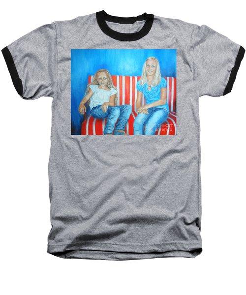 Eva And Antonia Baseball T-Shirt
