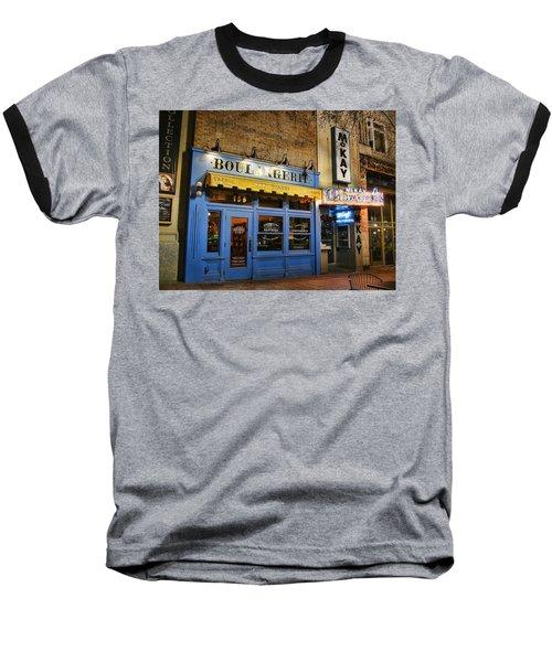 Baseball T-Shirt featuring the photograph Eva's Bakery  by Ely Arsha
