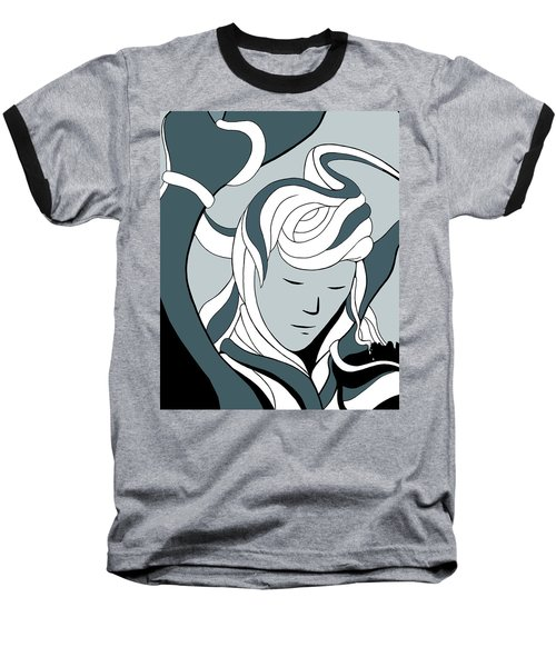 Eve Baseball T-Shirt