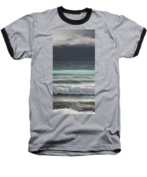 Even Tides Baseball T-Shirt