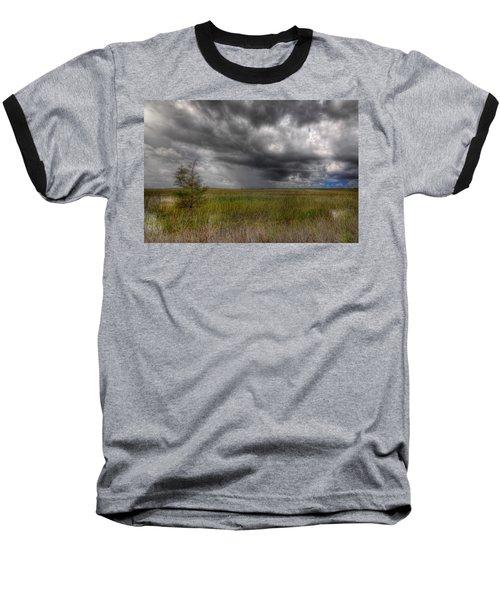 Everglades Storm Baseball T-Shirt