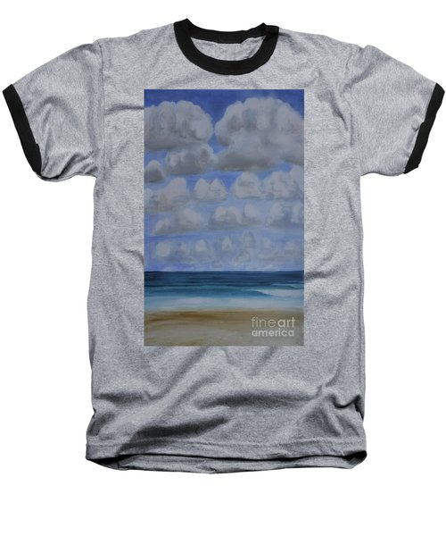 Everyday Is A New Horizon Baseball T-Shirt