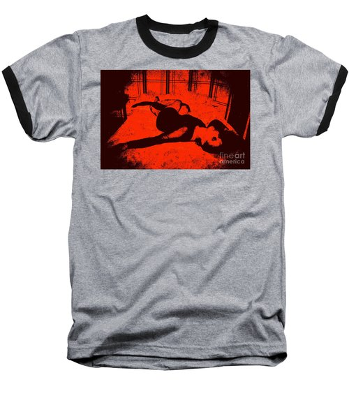 Everythings Fucked Baseball T-Shirt