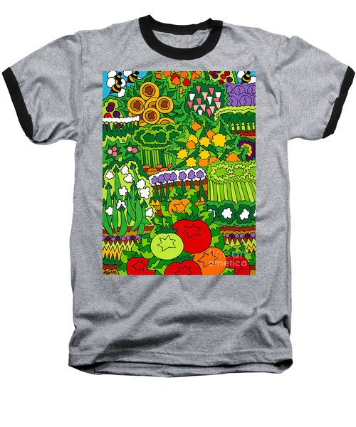 Eve's Garden Baseball T-Shirt