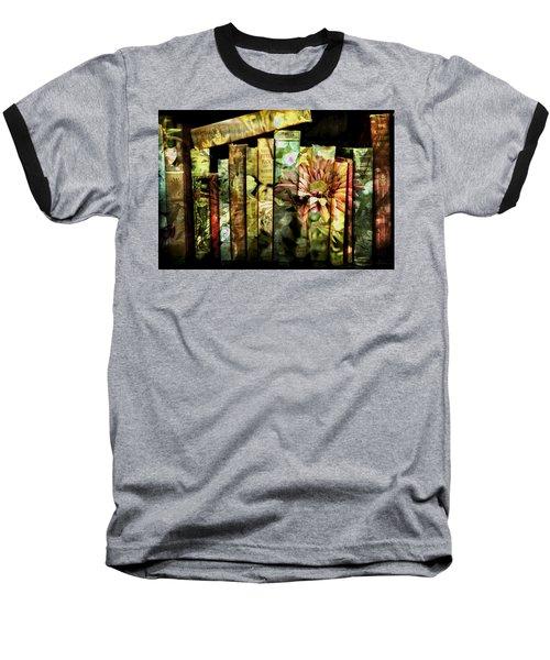 Evie's Book Garden Baseball T-Shirt