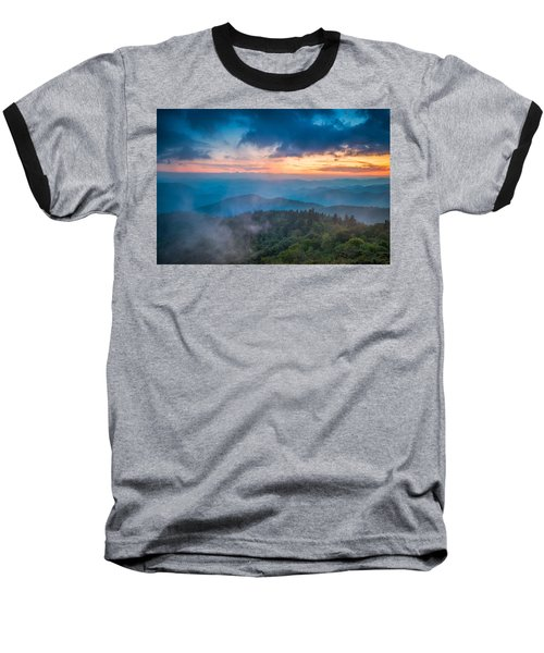Baseball T-Shirt featuring the photograph Exhale by Joye Ardyn Durham