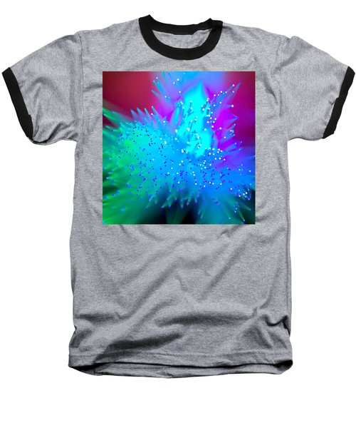 Baseball T-Shirt featuring the photograph Exodus by Dazzle Zazz