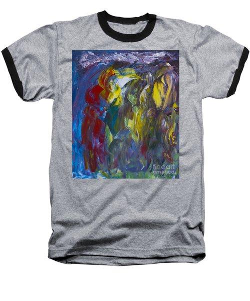 Exodus Baseball T-Shirt