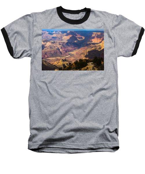 Expanse At Desert View Baseball T-Shirt