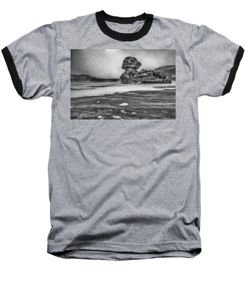 Exposed To Wind And Weather Baseball T-Shirt