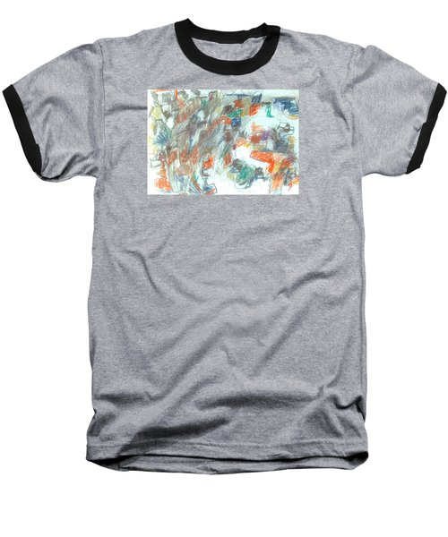 Express Graphic Baseball T-Shirt by Esther Newman-Cohen