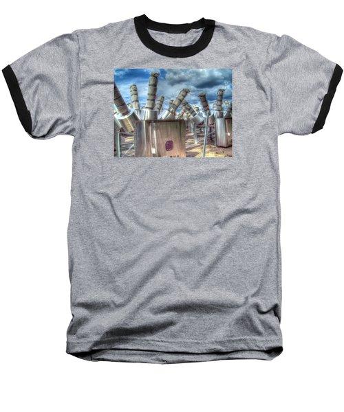 Exterminate - Exterminate Baseball T-Shirt