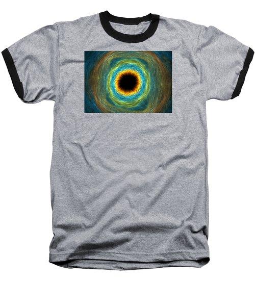 Eye Iris Baseball T-Shirt