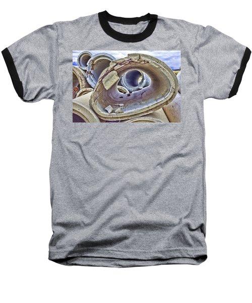 Eye Of The Saur 2 Baseball T-Shirt