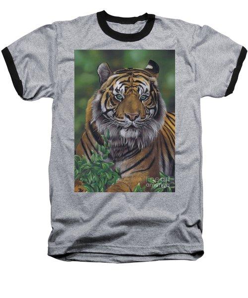 Eye Of The Tiger Baseball T-Shirt