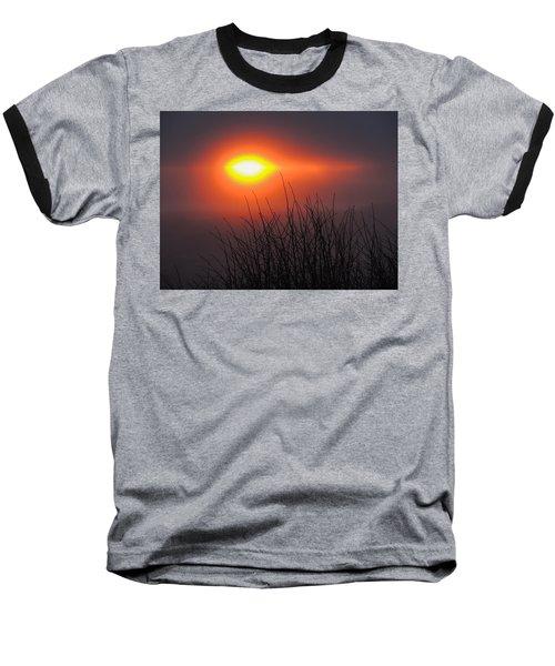 Eye Of Winter Baseball T-Shirt