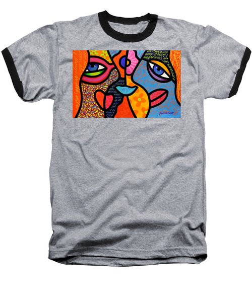 Eye To Eye Baseball T-Shirt
