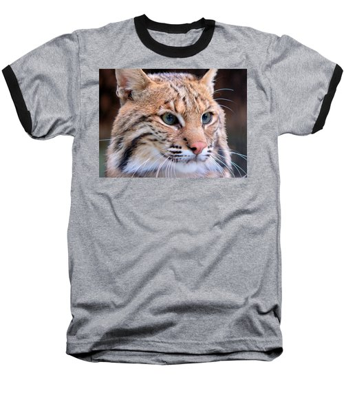 Eyes Of A Lynx Baseball T-Shirt