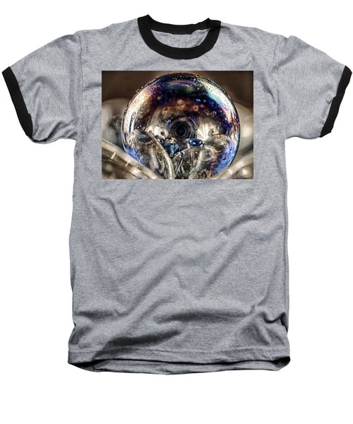 Eyes Of The Imagination Baseball T-Shirt