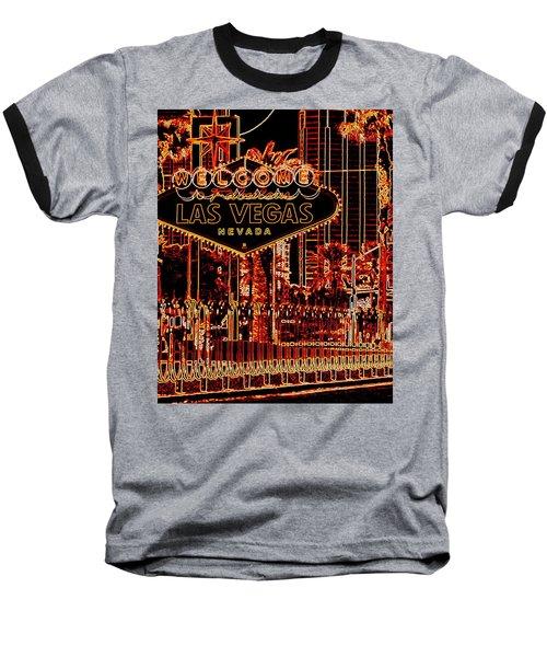 Fabulous Las Vegas Baseball T-Shirt