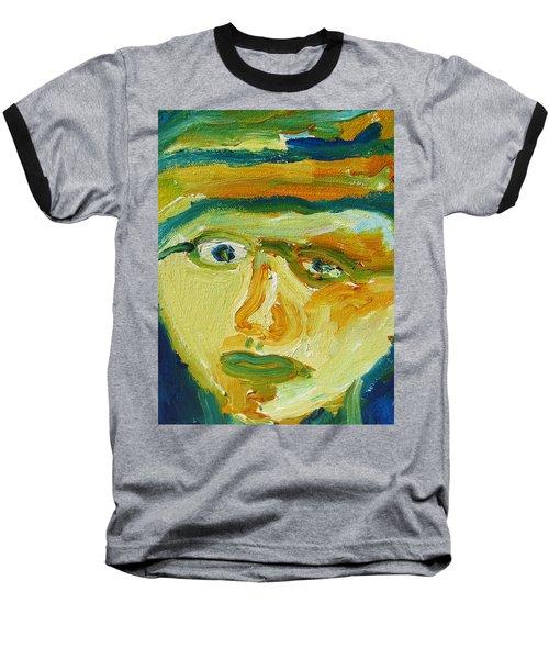 Face Eight Baseball T-Shirt