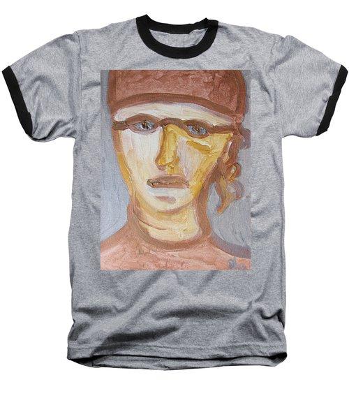 Face Five Baseball T-Shirt
