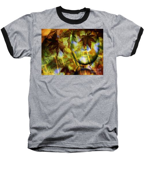 Face In The Rock Dreams Of Tulips Baseball T-Shirt