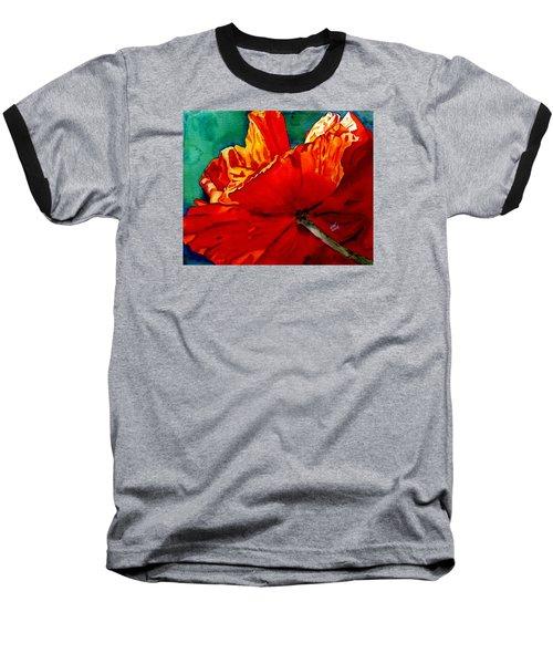 Facing The Light Baseball T-Shirt