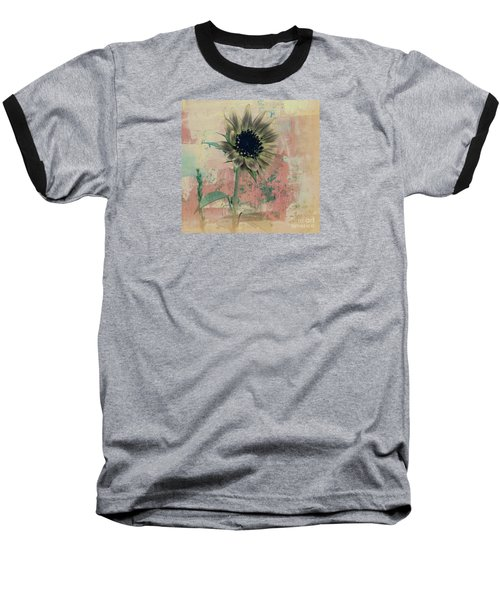 Baseball T-Shirt featuring the painting Faded Love by Janice Westerberg