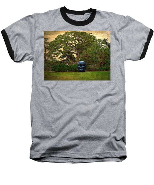 Miami Fairchild Gardens Baseball T-Shirt