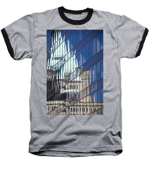 Fairmont Reflections Baseball T-Shirt