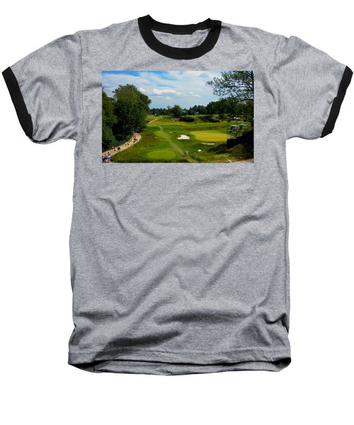 Fairways Greens Baseball T-Shirt