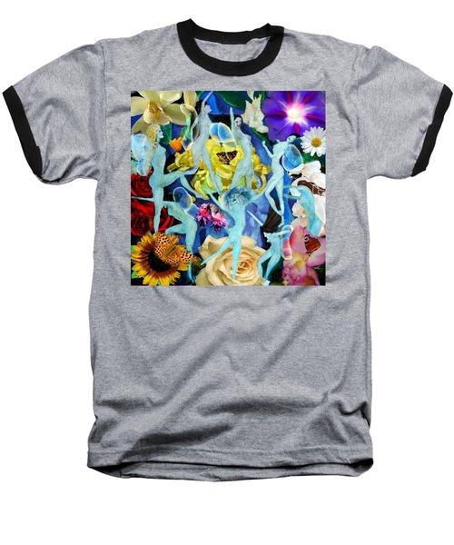 Fairy Dance Baseball T-Shirt